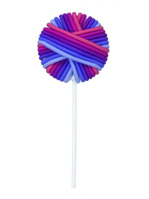 Hårsnoddar Lollipop LTD Edition LILA