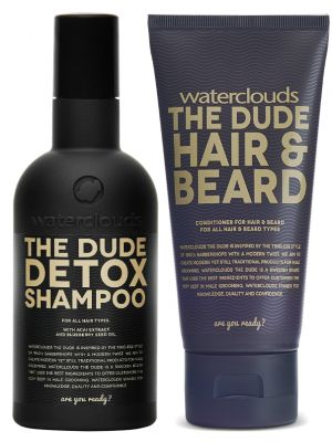 Watercloud The Dude Shampoo o Balsam Set