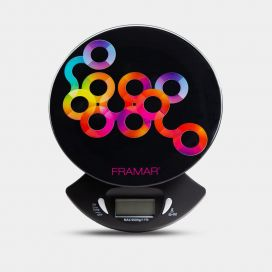 Framar Digital Color Scale Våg