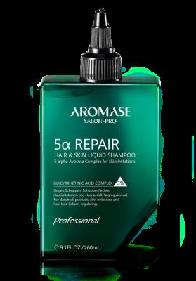 Aromase Repair Hair & Skin Liquid Shampoo