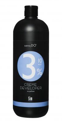 Sim SensiDO Creme Developer 3% Parfymfri