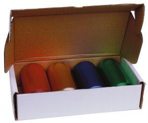 Folie 4-pack 50m x 4 20my