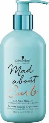 Schwarzkopf Mad About Curls Low Foam Cleanser 300ml