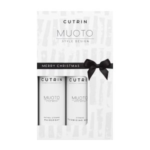 Cutrin Muoto Duo Pack ( Spray + Mousse )