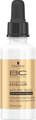 Schwarzkopf BC Excellium Taming Anti-Dry Serum 30ml