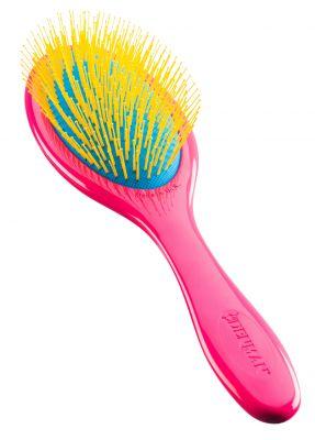 Denman D93 Gentle Wet Brush Rosa
