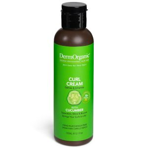 DermOrganic Cucumber Curl Cream 150ml