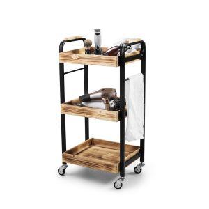 Arbetsbord Trolley Maple Wood