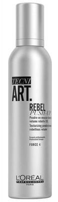 L'Oreal Tecni Art Rebel Push Up Mousse 250ml