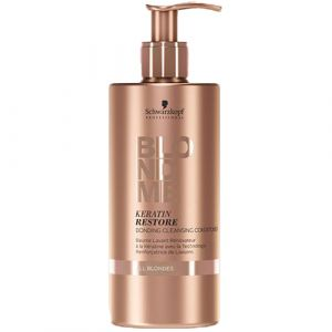 Schwarzkopf BlondMe Bonding Cleansing Conditioner 500ml