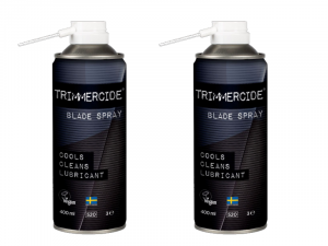 Trimmercide Blade Spray 400ml 2-pack