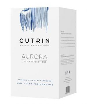 Cutrin Aurora Home Color Reflections Kit ( Tomma kit )