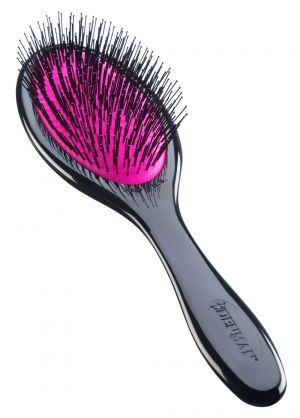 Denman D93 Gentle Wet Brush Svart