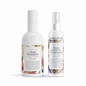 Watercloud Moist Shampoo + Moist Leave In Treatment Summer Edition